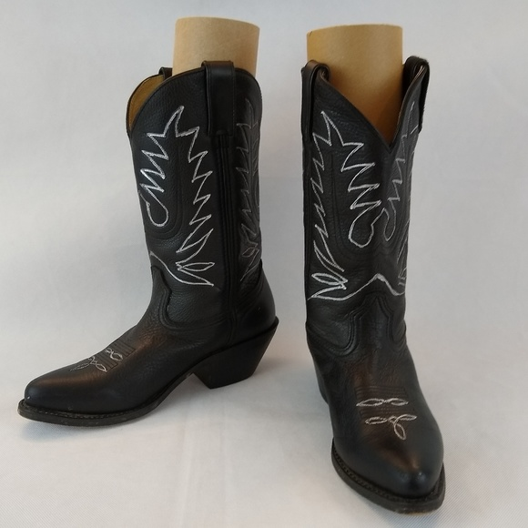 Durango Shoes - Durango Western Boots US Size 7.5M Leather Uppers